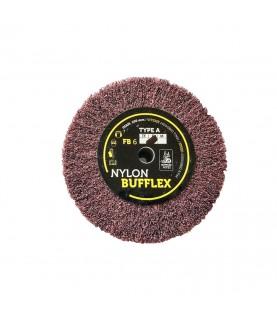 Bufflex Flap Wheel for fine Grinding disc 240-very fine 100 x 25 mm