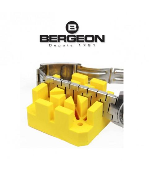 Bergeon 6744-P1-S soft band support bracelet block