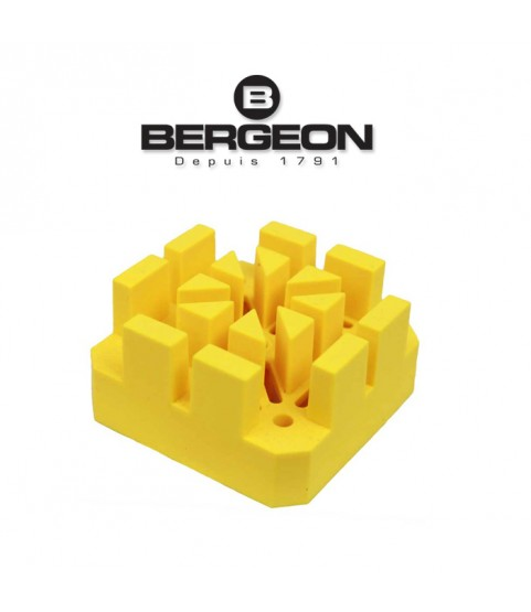 Bergeon 6744-P1-S Soft Band Support Bracelet Block Watch Tool