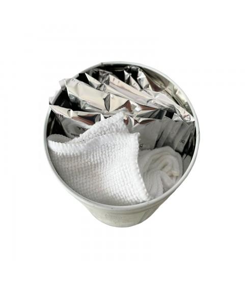 Cape Cod Polish Co. Metal Polishing Cloths Tin