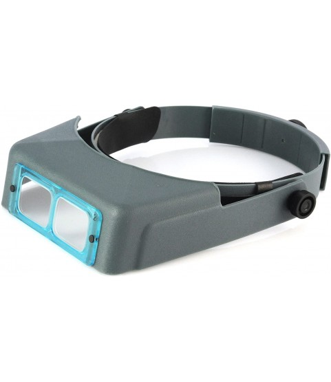 Optivisor DA-2 1.5x Head Band Handsfree Magnifier Visor