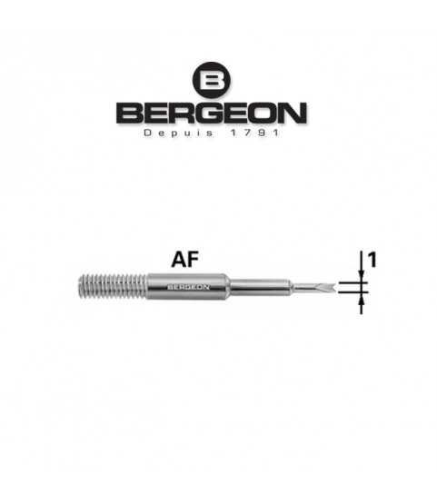 Bergeon 6767-AF replacement spare fork for spring bar tool