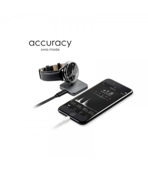 ONEOF Accuracy 2 Measurement Tool Testing for Mechanical Watches