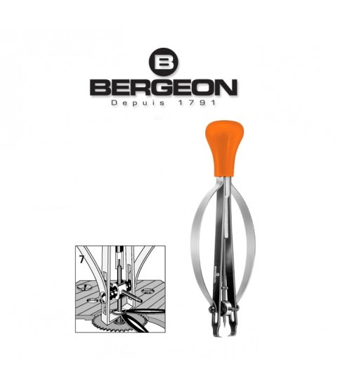 Bergeon 30671-7 hand-remover Presto 7 lifting hands, cannon pinions, third wheels