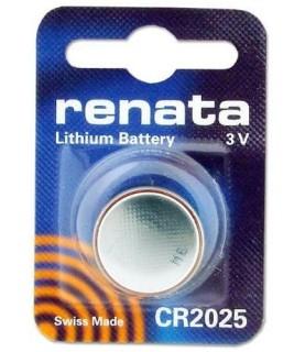 Renata #CR2025 Lithium Coin Battery