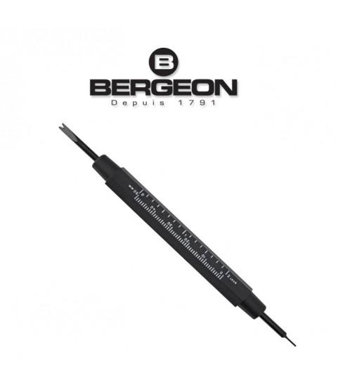 Bergeon 3153 watch spring bar tool standard hard steel