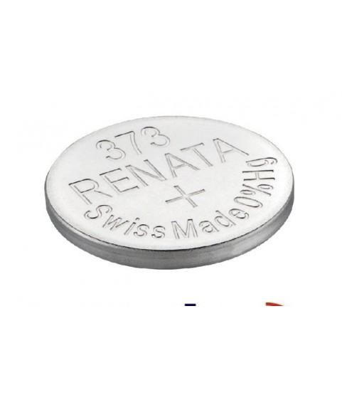 10 x Renata 373 Swiss Made Watch Batteries (10)