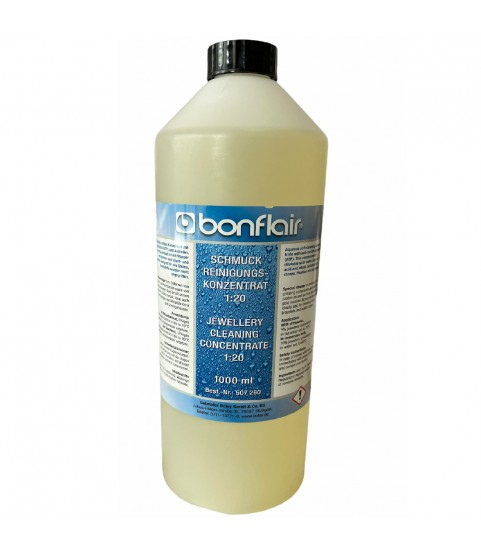 Bonflair jewellery cleaning concentrate 1:20 1000 ml