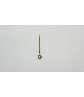 Venus cal 188 gold tone minute hand part