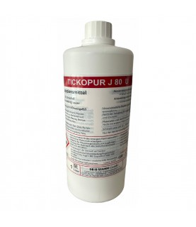 Tickopur J 80 U Deoxidisation Cleaner ultrasonic Cleaning 1l