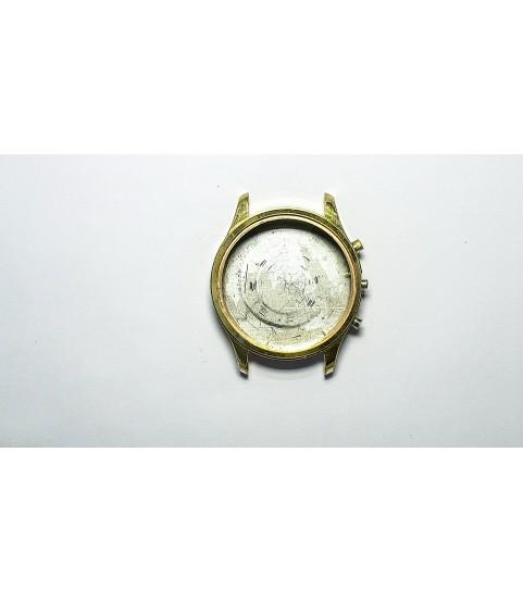 Venus cal 188 gold plated case part
