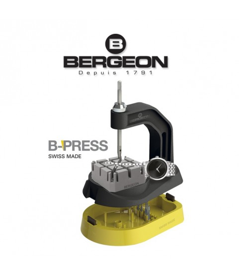 Bergeon 8745-BSC watch press bracelet shortening removing tool