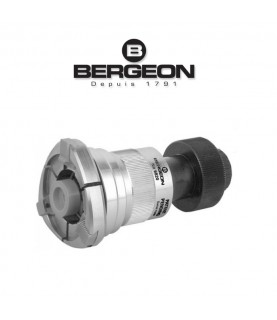 Bergeon 6820 tool for extraction of diver watch bezels