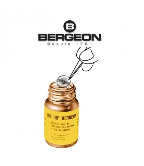 Bergeon 2552 ONE DIP Hairspring and jewel cleaner
