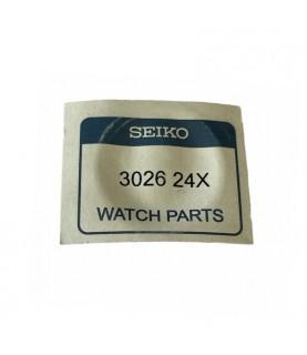 Seiko Kinetic 3026-24X MT621 Caliber V13 connector battery capacitor