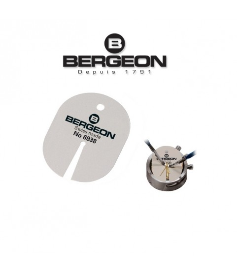 Bergeon 6938 dial protecting plastic sheets set of 3