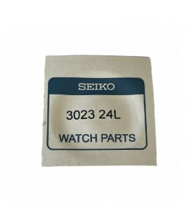 Seiko Kinetic 3023-24L MT920 caliber 5D44 connector battery capacitor