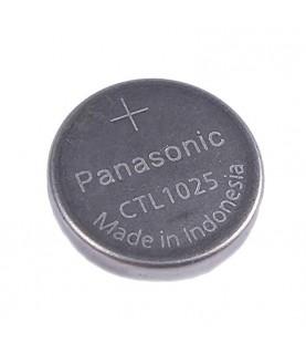 Casio Panasonic CTL1025 watch battery capacitor solar G-Shock