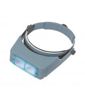 Headband magnifier Optivisor DA-5 Donegan glass lenses x2.5
