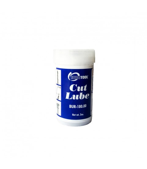 EuroTool cutting wax lube for burs, drills, gravers, sawblades 50 gr