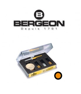 Bergeon 5680-O-07 orange luminous paste for watch hands
