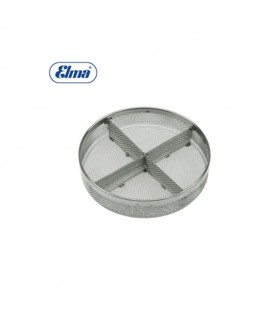 Elmasolvex cleaning basket with 4 divisions 64 mm stainless steel Elma