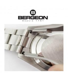 Bergeon 7825 spring bar tweezer lug removal fitting
