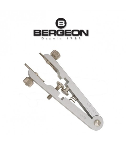 Bergeon 6825-PF watch bracelet pliers band remover