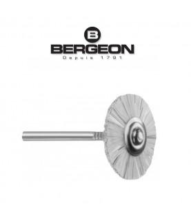 Bergeon 2686-060 small brush for polishing 22mm