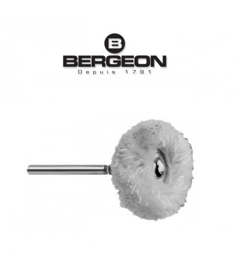 Bergeon 2686-086 small brush for polishing 22mm