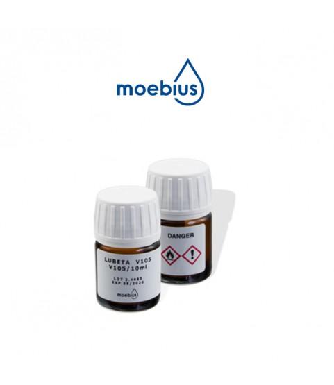Moebius ETA Immersion Lubrication Solution Lubeta V105 Watches 10 ml