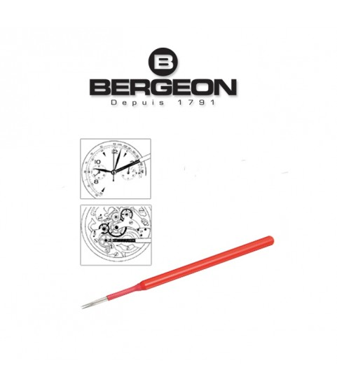 Bergeon 6016 chronograph separating wedge tool for wheels and hands