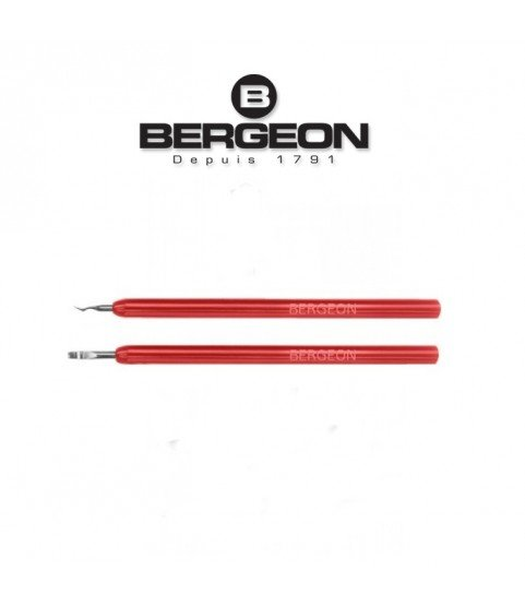 Bergeon 5430 lever for hairspring collets tool