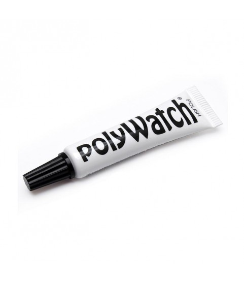 Polywatch scratch removal plastic/acrylic watch glasses repair 5 ml