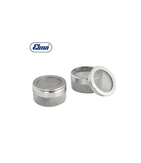 Elmasolvex miniature basket stainless steel, electropolished 20 mm Elma tool