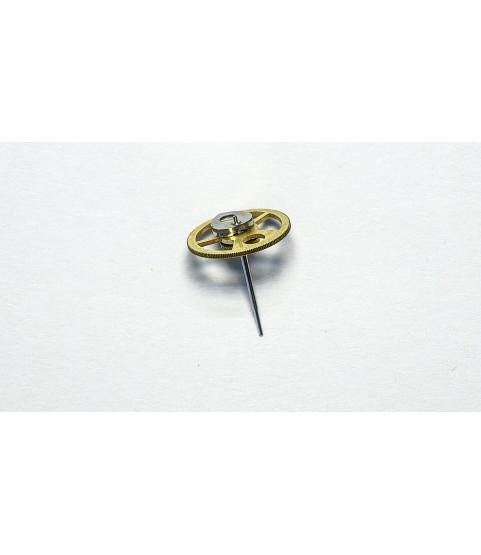 Venus cal 188 chronograph runner wheel, mounted part 8000