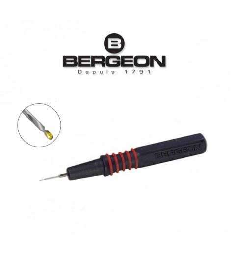 Bergeon 7013-R 0,18 mm hand high precision oiler ergonomic handles