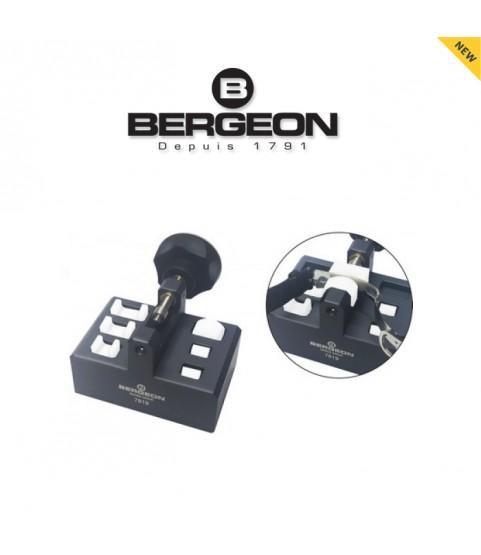 Bergeon 7819 bending device for folding bracelet clasps fix repair