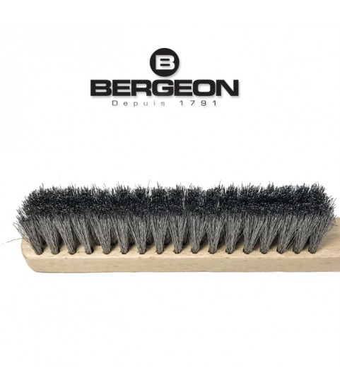 Bergeon 1130-15 hand wire scratch brush surly steel wire for watchmakers