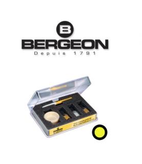 Bergeon 5680-J-07 yellow luminous paste for watch hands