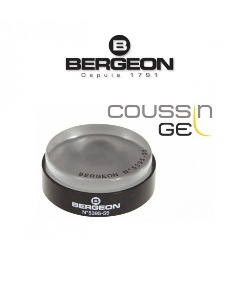 Bergeon 5395-75 soft gel casing cushion transparent 75 mm
