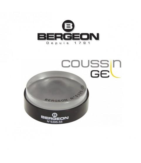 Bergeon 5395-55 soft gel casing cushion transparent 55 mm
