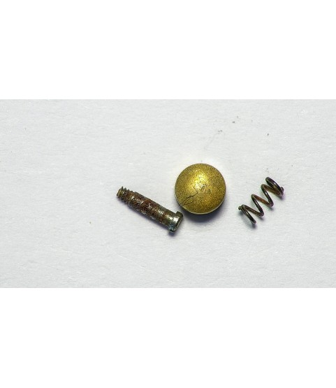 Venus cal 188 chronograph button part