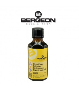 Bergeon 30496 rust remover for movement parts 50g