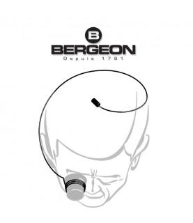 Bergeon 5461 watchmakers eyeglass loupe holder head band