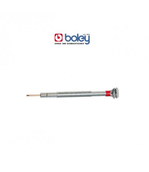 Boley watchmaker screwdriver 0.60 mm Pink