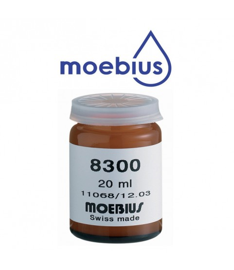 Moebius 8300 classic soft grease for watches 20ml