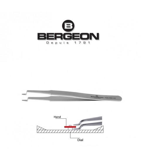 Bergeon 7026-PMC-2A special tweezer for hands installing