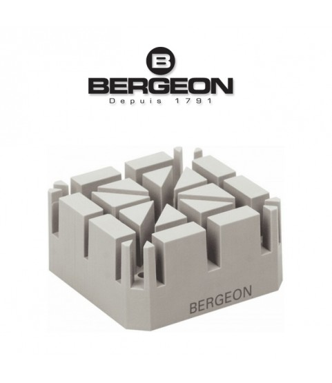 Bergeon 6744-P bracelet holder plastic watch bracelet support