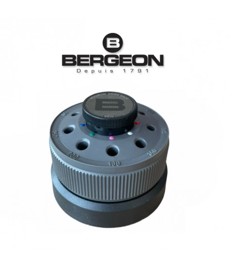 Bergeon 5970-S rotating stand for 9 watchmaker screwdrivers tool
